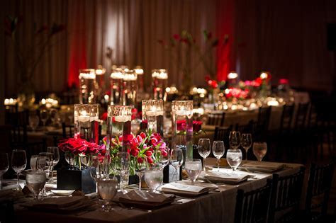 REAL STORIES: A Modern Red Wedding at The Rittenhouse