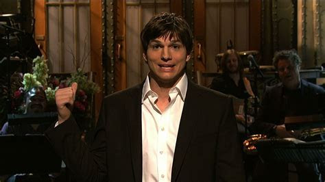 Watch Monologue: Ashton Kutcher Tries to Be Mature From