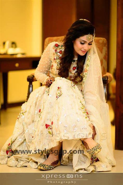 Nikkah Day Bridal Wedding Dresses Designs 2018 2019