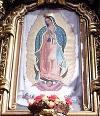 Cattedrale del Messico, Guadalupe
