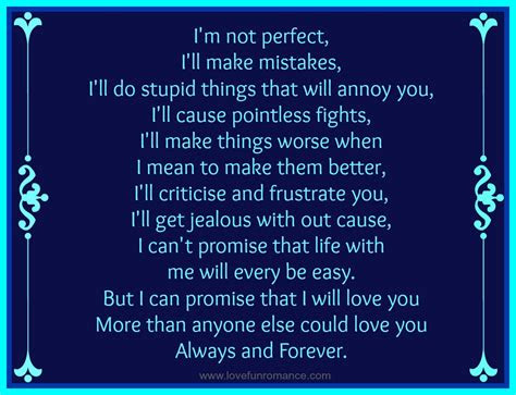 Quotes I Am Not Perfect