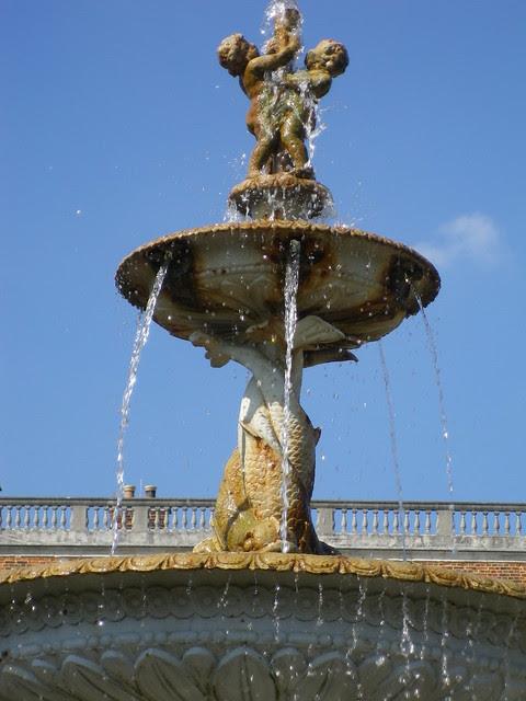 Fountain, Temple Newsam, Leeds