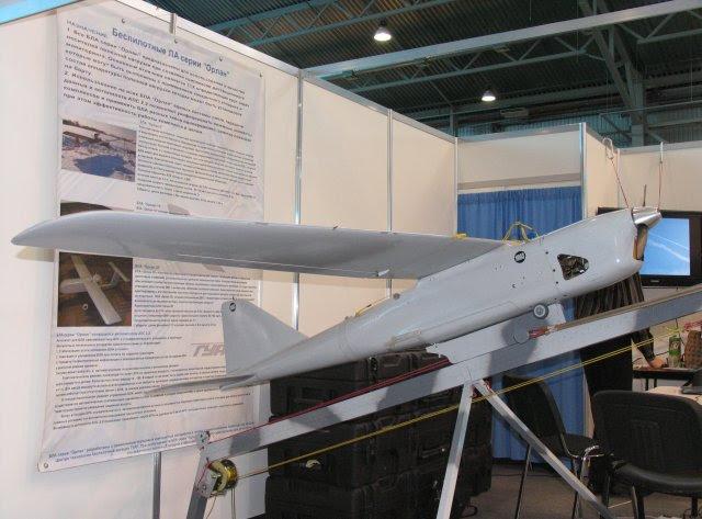 Ejército ruso a Rreceive más Orlan-10 UAVs en 2015