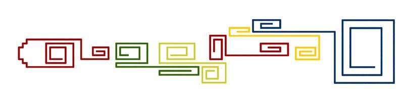 Logo de Clariperu por Hallveig GK