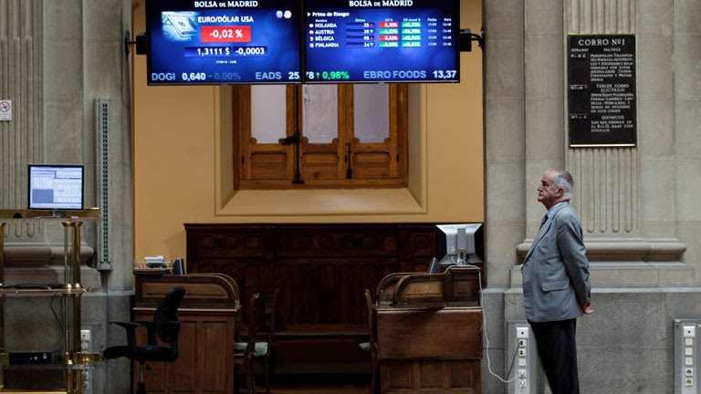 La prima de riesgo se relaja tras el éxito de la subasta del Tesoro español