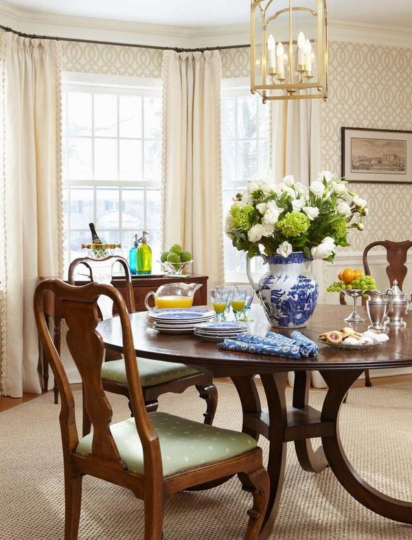 Dining room wallpaper ideas - How to choose the perfect ...