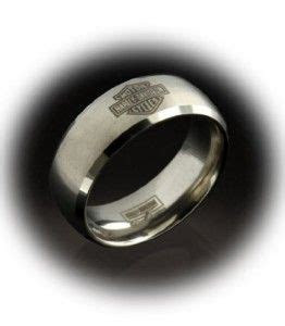 25  best ideas about Harley Davidson Wedding Rings on