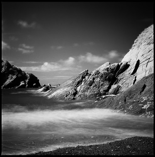 Rocks, Combe Martin, North Devon, 2011 (Paul Cooklin)