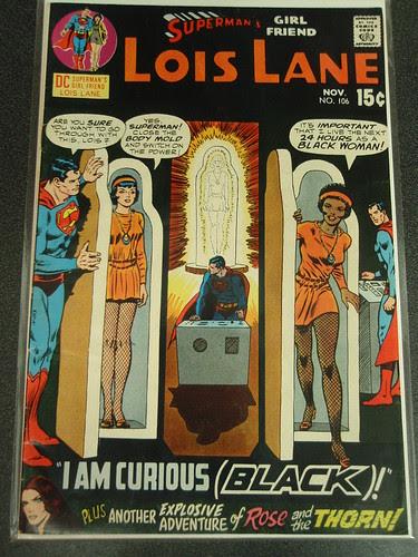 Superman's Girlfriend Lois Lane #106 (1)