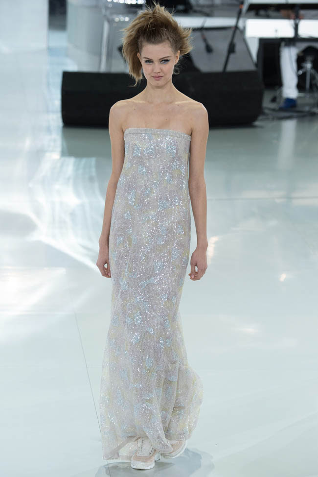Evening dresses chanel