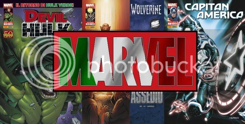 Marvel na Italia