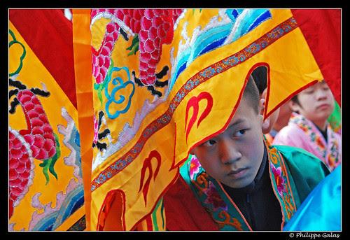 Nouvel An Chinois 2011 - Sous le drapeau