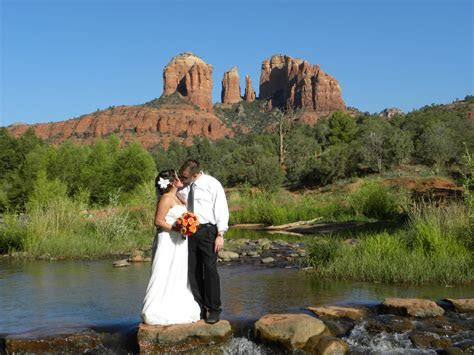 Red Rock Crossing   Sedona Wedding Site