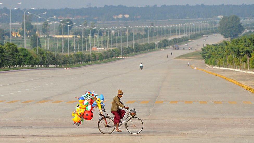 Myanmar Pemindahan Ibu Kota Naypyidaw Turut Memindahkan Para Arwah Bbc News Indonesia