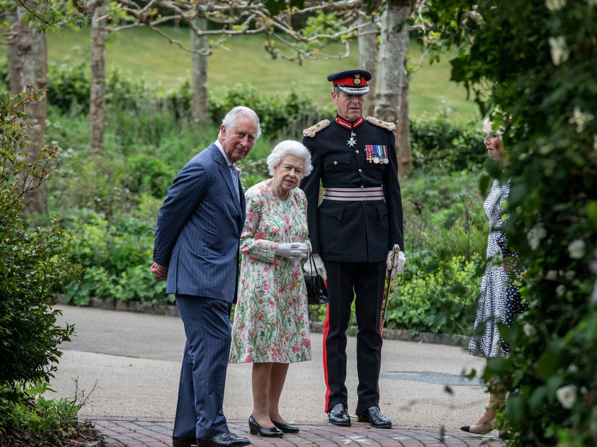 Prince Charles makes plea to G7 world leaders at Eden Project reception in Cornwall