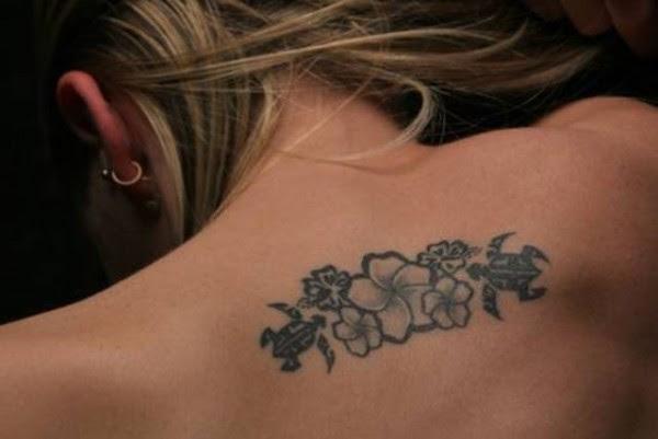Flores Exoticas Tattoos