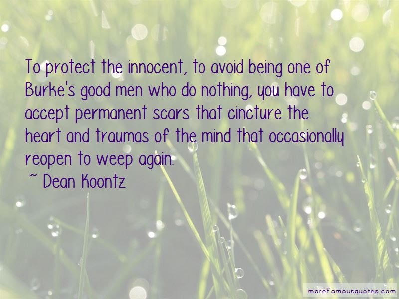 To Protect The Innocent Quotes Top 49 Quotes About To Protect The