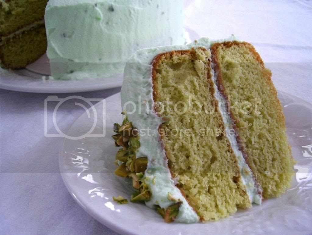 ... Values: Recipe: Pistachio Pudding Cake with Whipped Pistachio Frosting