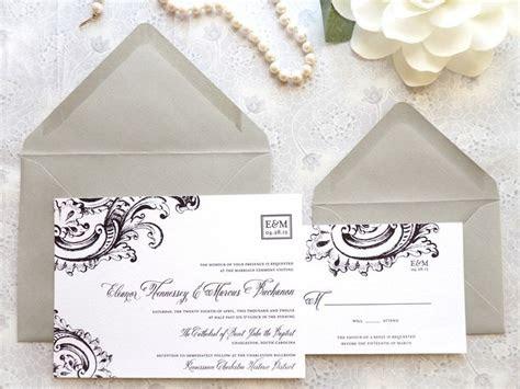 formal wedding invitations ideas  pinterest