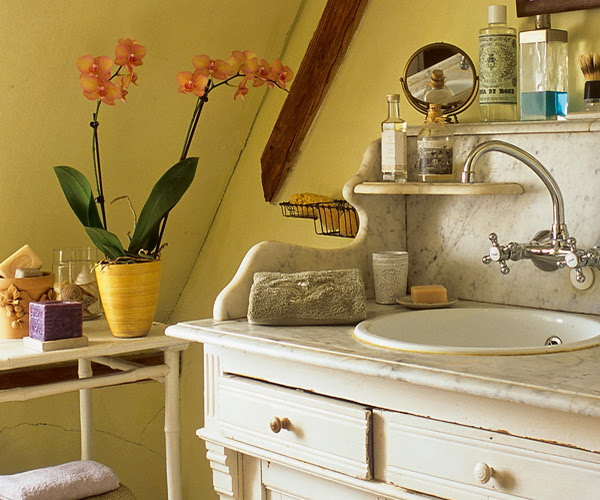 20 Examples of Using Orchids For Interior Decorating   Shelterness
