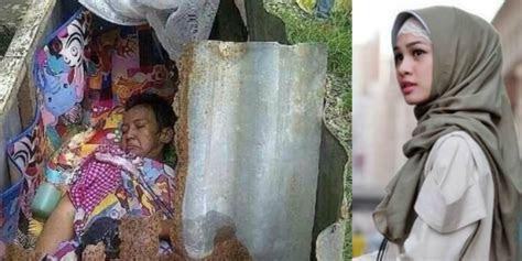 innalillahi rosida wanita gerobak meninggal dunia