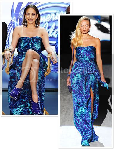 American Idol Season Finale Jennifer Lopez Outfits