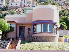 A House near Cape Town