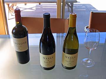 [(varner) neely and foxglove wine bottles]