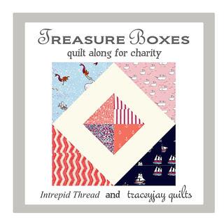 Treasure Boxes Quilt Along button