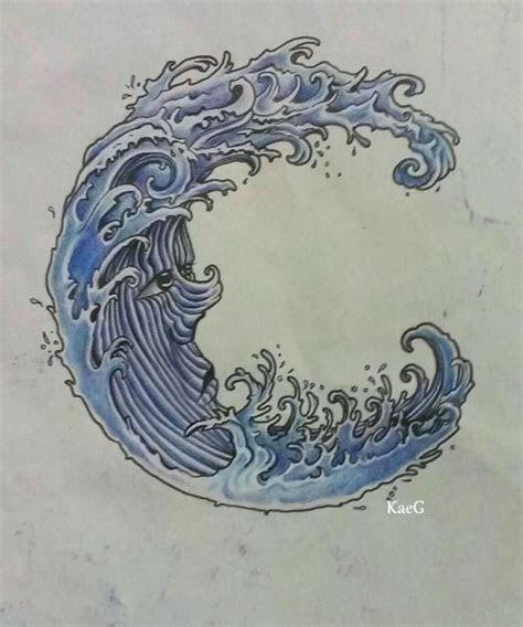 moon  ocean spirit tattoo google search encre