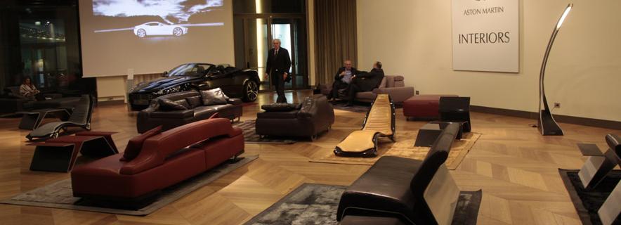 Haute Toys Aston Martin Office Furniture Collection Haute Living