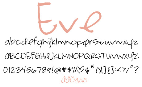 click to download Eve