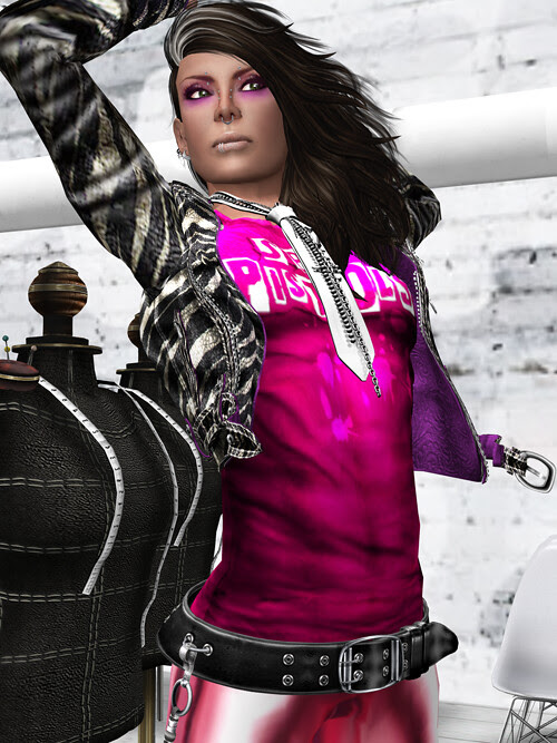 Pink With Attitude 2