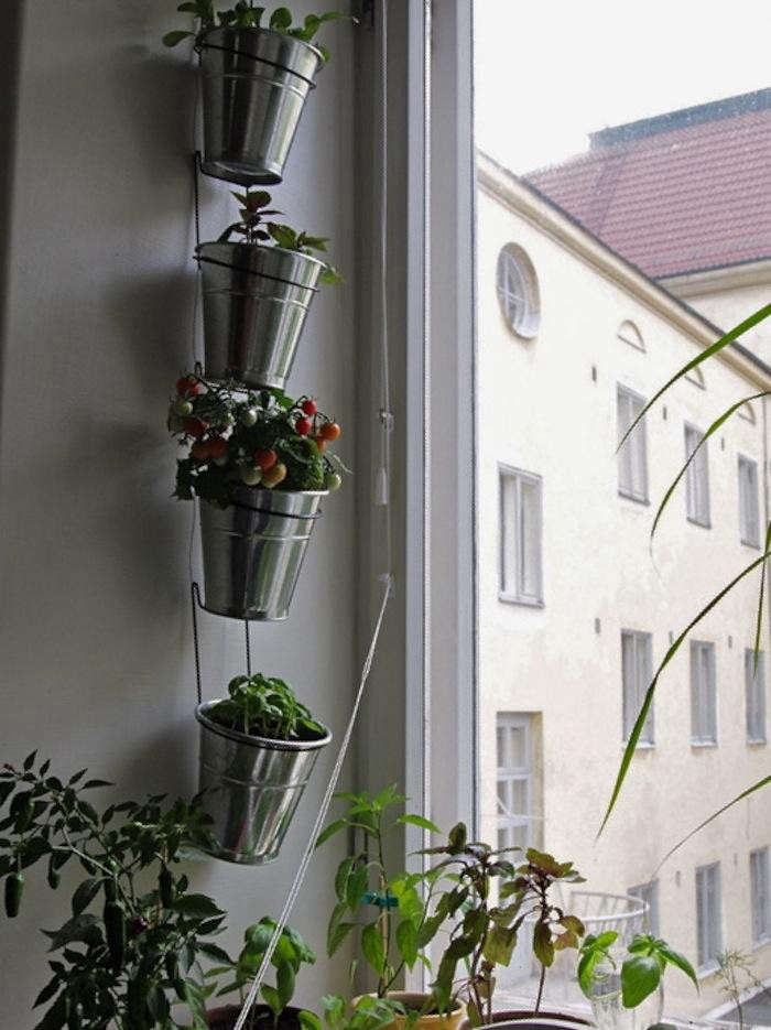 The Urban Garden: Low-Cost Solutions from Ikea : Remodelista