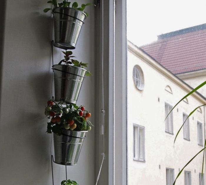 The Urban Garden: LowCost Solutions From Ikea : Remodelista