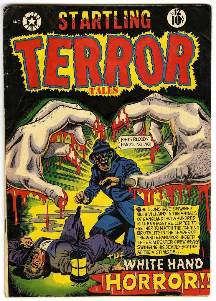 Startling Terror Tales #12 (Star Publications, 1952)