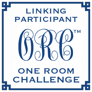 One Room Challenge Linking Participant