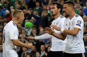 Hasil Kualifikasi Piala Dunia, Jerman Lolos dengan Poin Sempurna