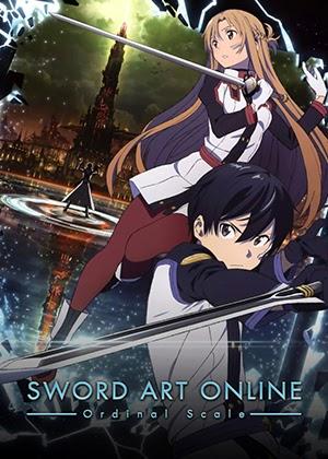 Sword Art Online Movie: Ordinal Scale - Sword Art Offline [01/01] [HD] [Sub Español] [MEGA]