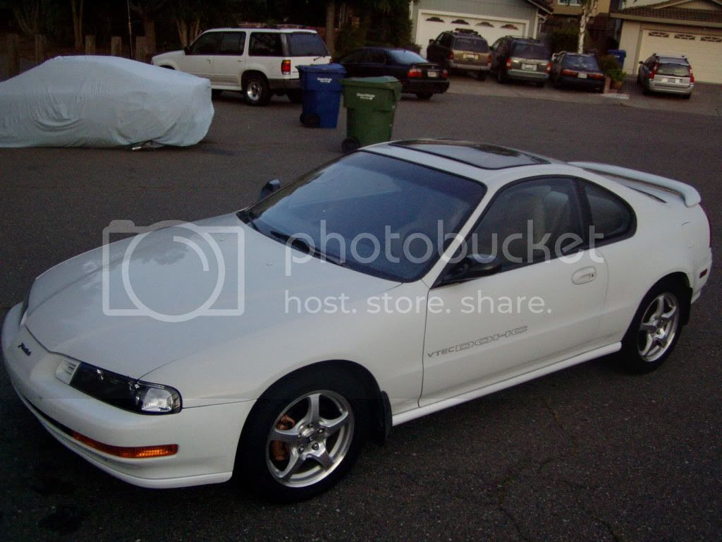 1996 Honda Prelude Top End