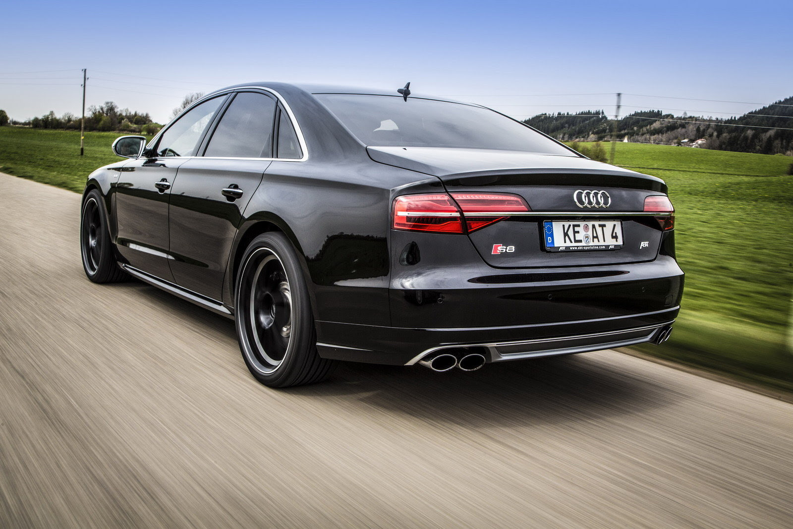2015 Audi S8 By ABT Sportsline  Picture 572935  car review @ Top Speed