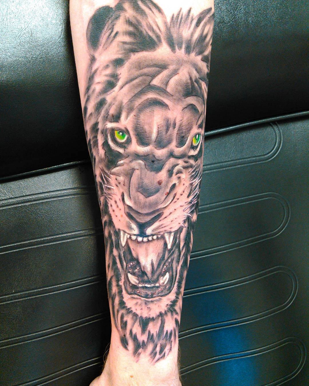 110+ Best Wild Lion Tattoo Designs & Meanings - Choose