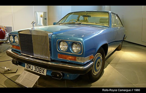 Very Rare Rolls Royce, cars, beauty, art,Camargue, Hellenic Motor Museum