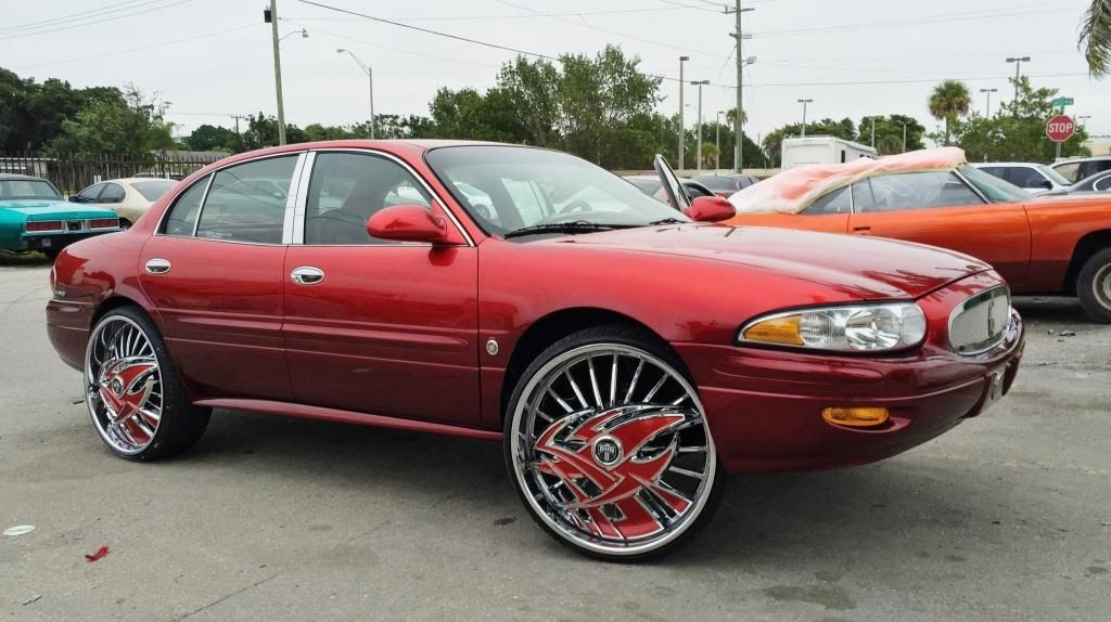 Ace 1 Buick Lesabre On 26 Quot Dub Razz Floaters Grill Done