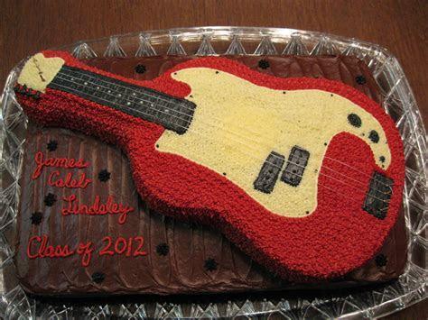 Guitar Cakes ? Decoration Ideas   Little Birthday Cakes