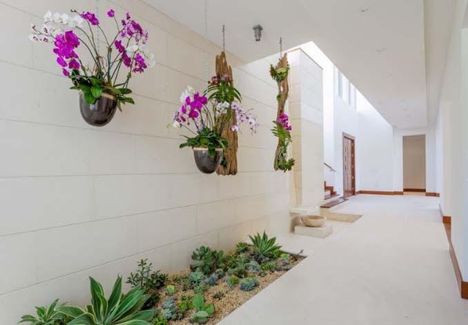 Εντυπωσιακά παραδείγματα μικρών εσωτερικών κήπων (5)