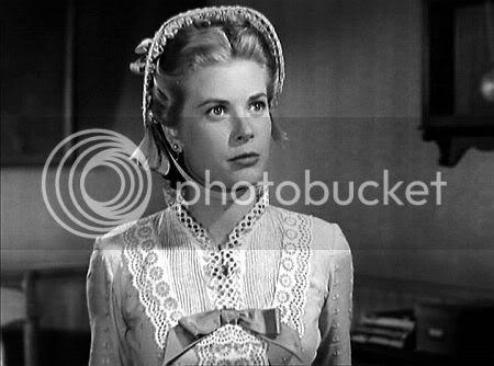 Grace Kelly in High Noon,