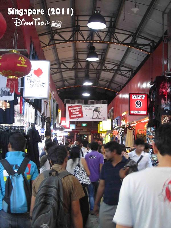 Day 3 Singapore - Bugis Street 02