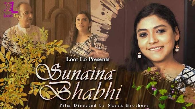 Sunaina Bhabhi (2020) - Lootlo WebSeries Season 1 Complete