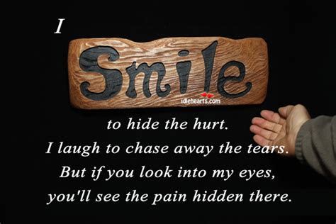 The Pain A Smile Can Bring Words To Heal The Pain